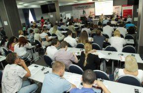 Участие в конференции B2BMaster-2016: ТОП-20 лучших практик лидерства в управлении и продажах